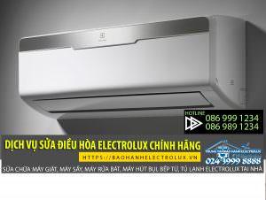 Sửa điều hòa Electrolux chính hãng, giá rẻ