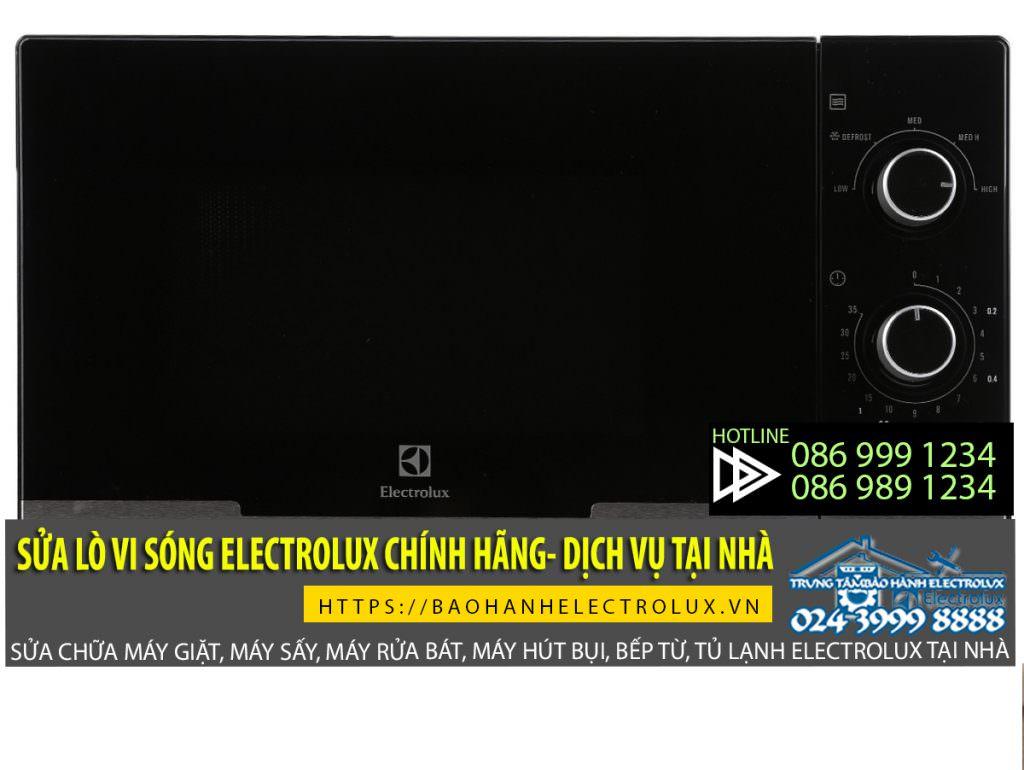 Sửa lò vi sóng Electrolux chính hãng