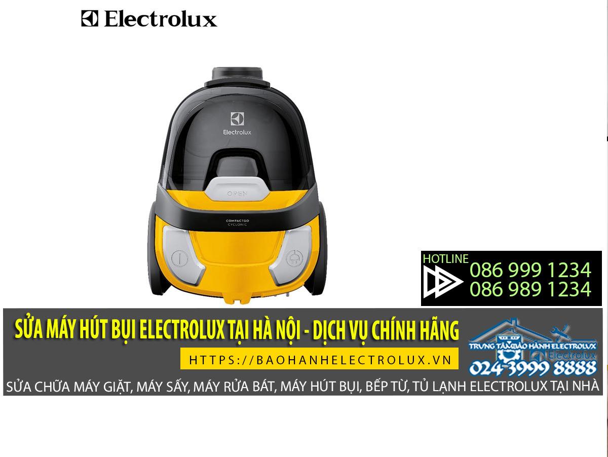 Sửa máy hút bụi Electrolux